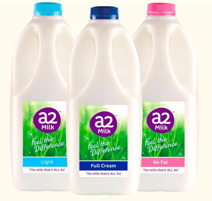 A2 milk The a2 Milk Company