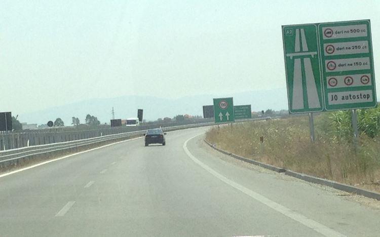 A2 motorway (Albania)