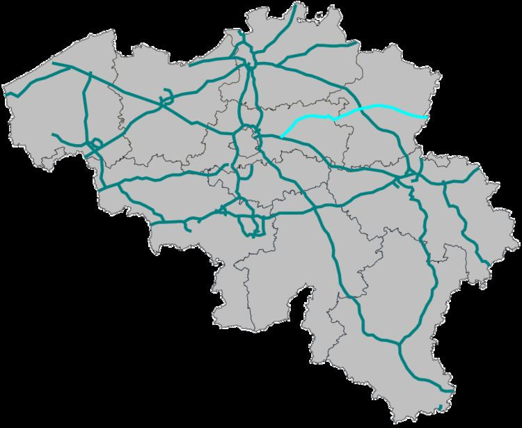 A2 motorway (Belgium)