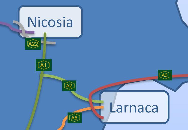 A2 motorway (Cyprus)