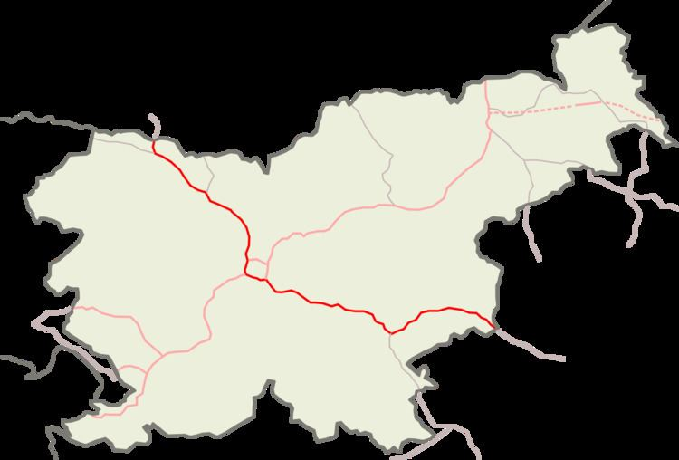 A2 motorway (Slovenia)