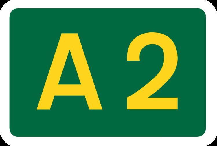 A2 road (Jersey)