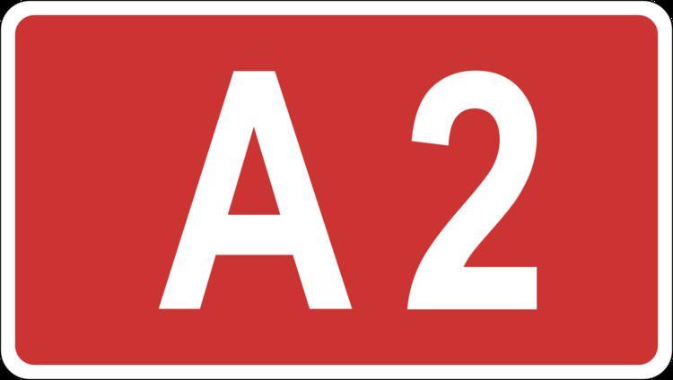 A2 road (Latvia)