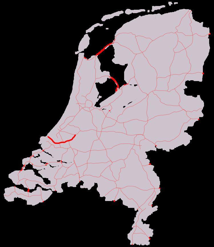 A20 motorway (Netherlands)