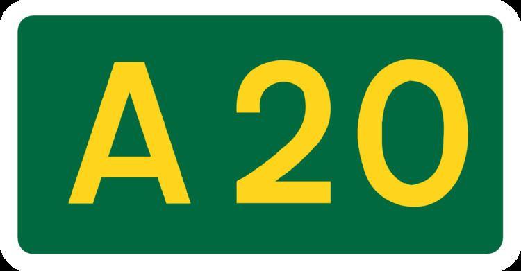 A20 road (England)