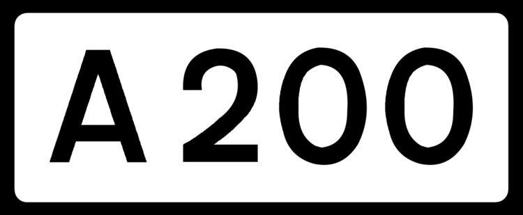 A200 road