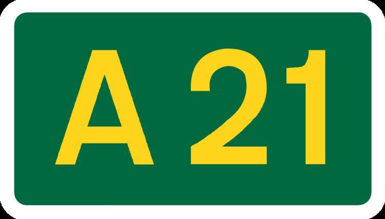 A21 road (England)