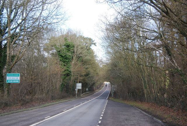 A2100 road