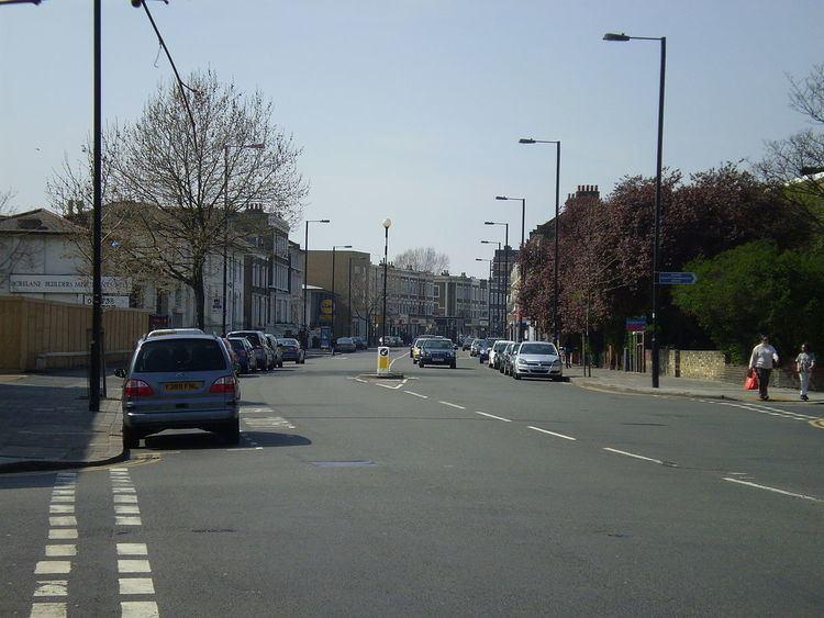 A2217 road