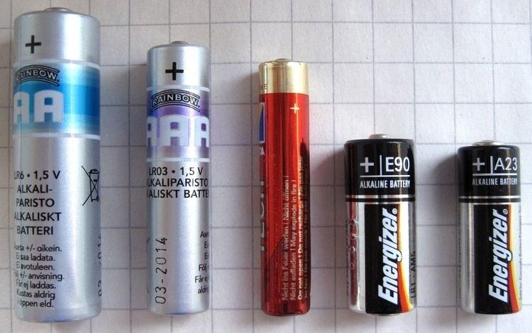 A23 battery