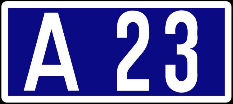 A23 motorway (Portugal)