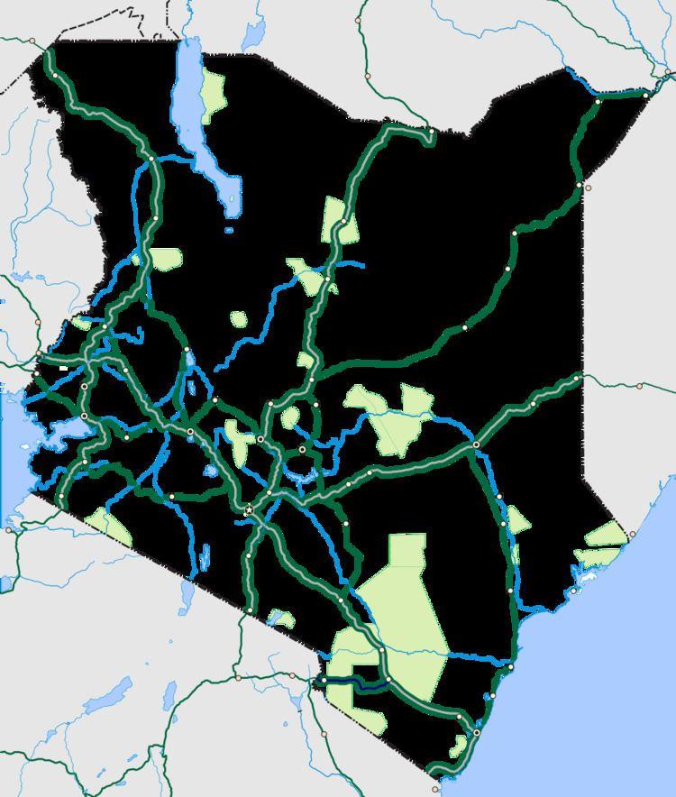 A23 road (Kenya)