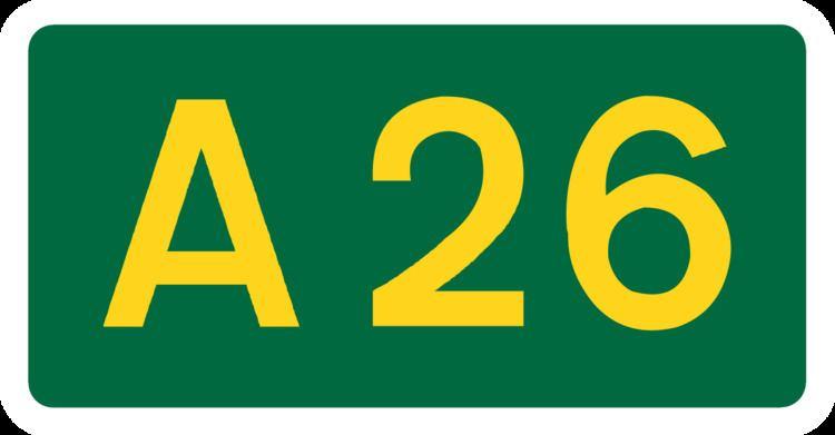 A26 road