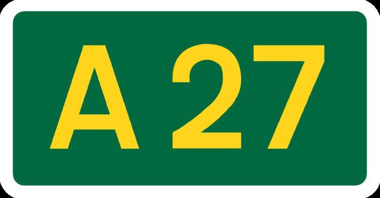 A27 road