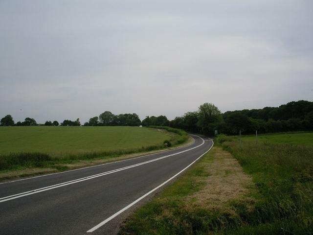 A272 road