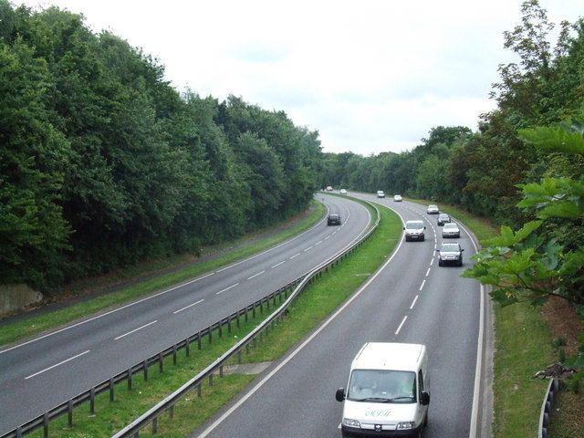 A278 road