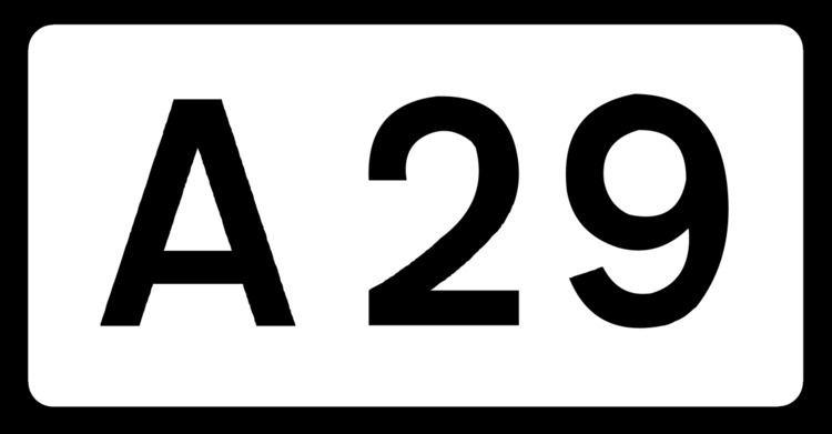 A29 road