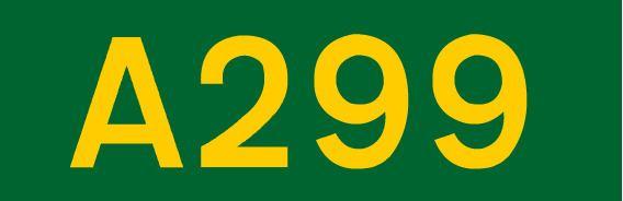 A299 road
