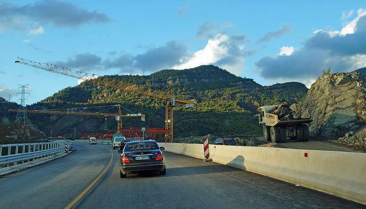 A3 motorway (Albania)