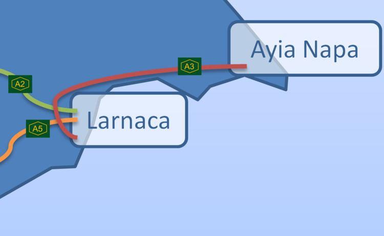 A3 motorway (Cyprus)