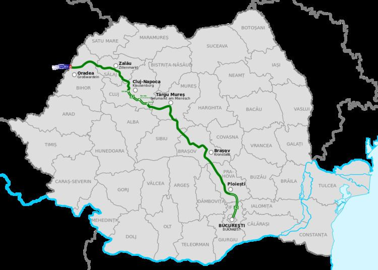A3 motorway (Romania)