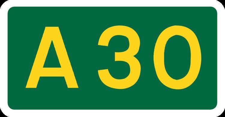 A30 road