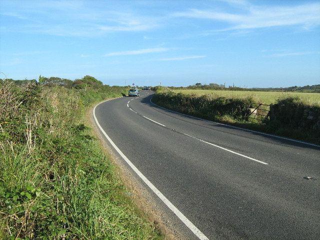 A3071 road