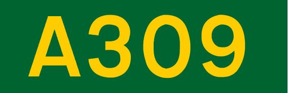 A309 road