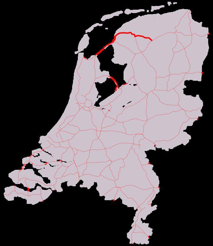 A31 motorway (Netherlands)