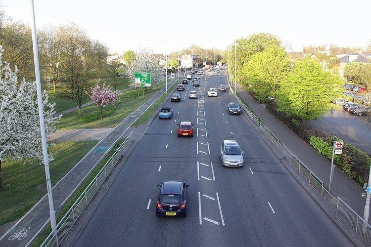 A316 road