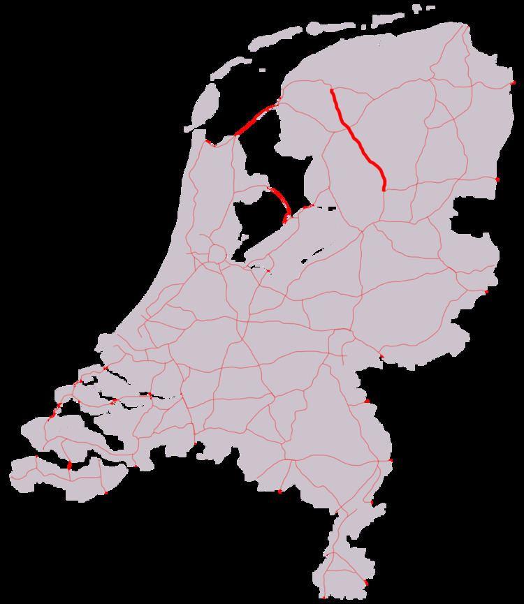A32 motorway (Netherlands)