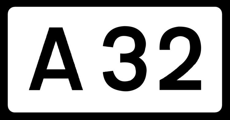 A32 road (Northern Ireland)