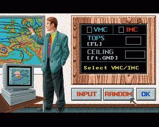 A320 Airbus (video game) A320 Airbus ROM lt Amiga ROMs Emuparadise