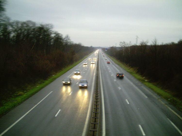 A33 autoroute