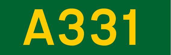 A331 road