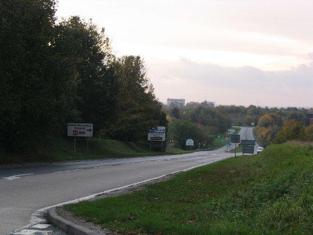 A340 road