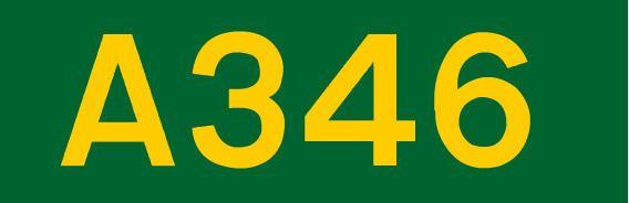 A346 road