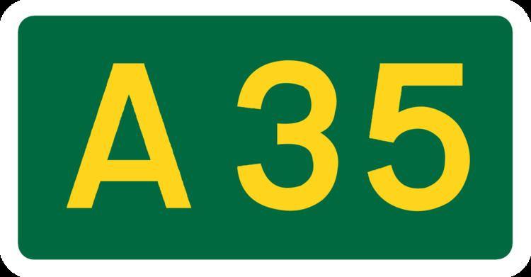 A35 road