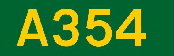 A354 road