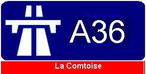 A36 autoroute