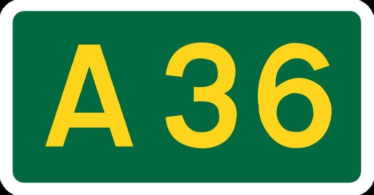 A36 road