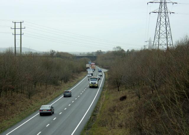 A361 road