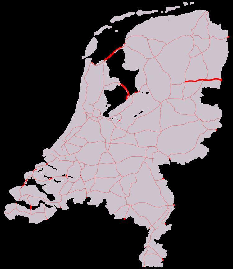 A37 motorway (Netherlands)