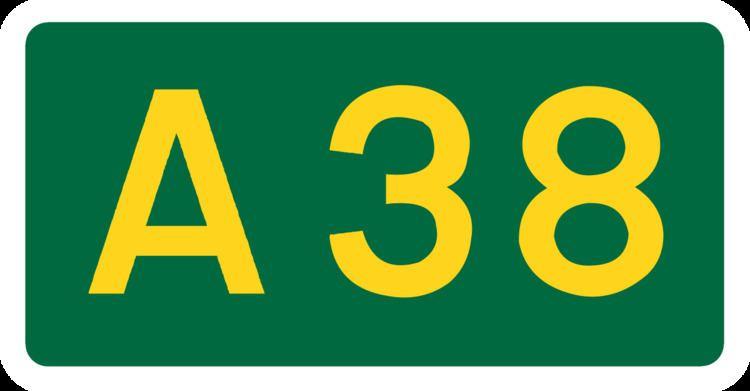 A38 road