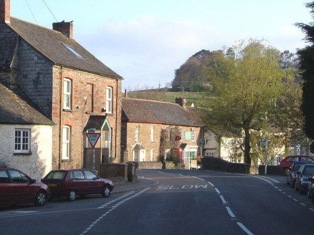A381 road