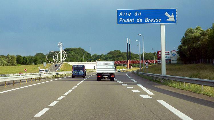 A39 autoroute