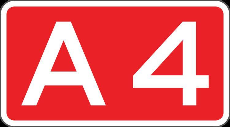 A4 motorway (Netherlands)