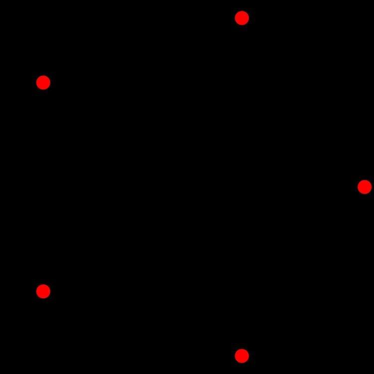 A4 polytope