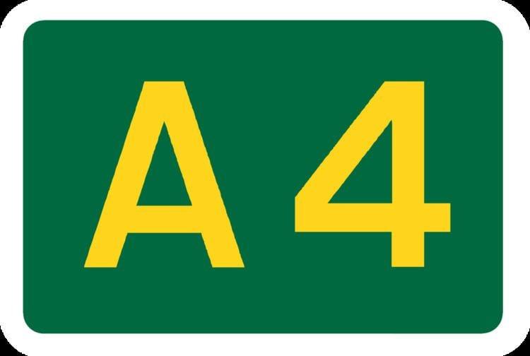 A4 road (England)