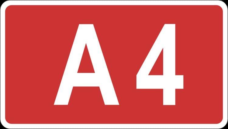 A4 road (Latvia)